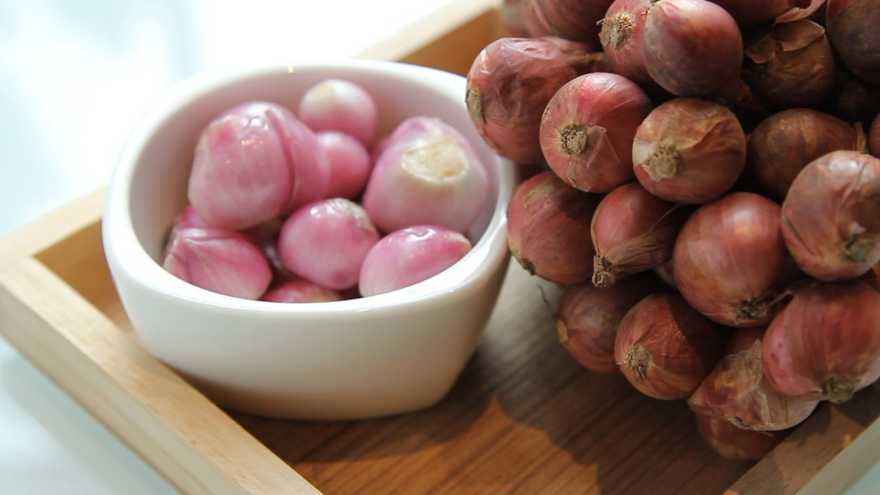 คนสู้โรค - ประโยชน์จากหอมแดง, อาหารพระราชทาน เจลลี่โภชนา