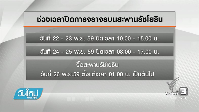 วันใหม่  ไทยพีบีเอส - ประเด็นข่าว (18 พ.ย. 59)