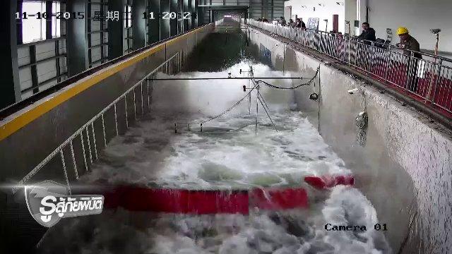 รู้สู้ภัยพิบัติ - ไทย-จีน ลดผลกระทบภัยพิบัติ
