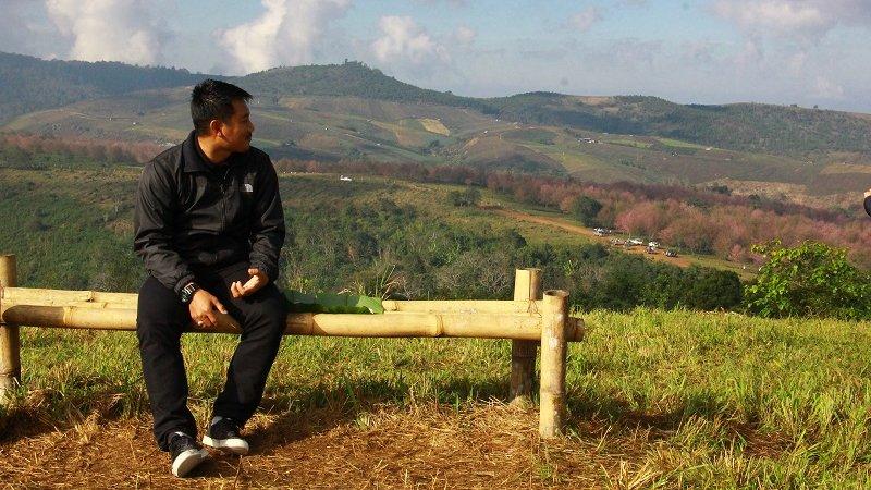 ทั่วถิ่นแดนไทย - สร้างป่า สร้างคน โครงการพัฒนาป่าไม้ตามแนวพระราชดำริภูหินร่องกล้า จังหวัดพิษณุโลก
