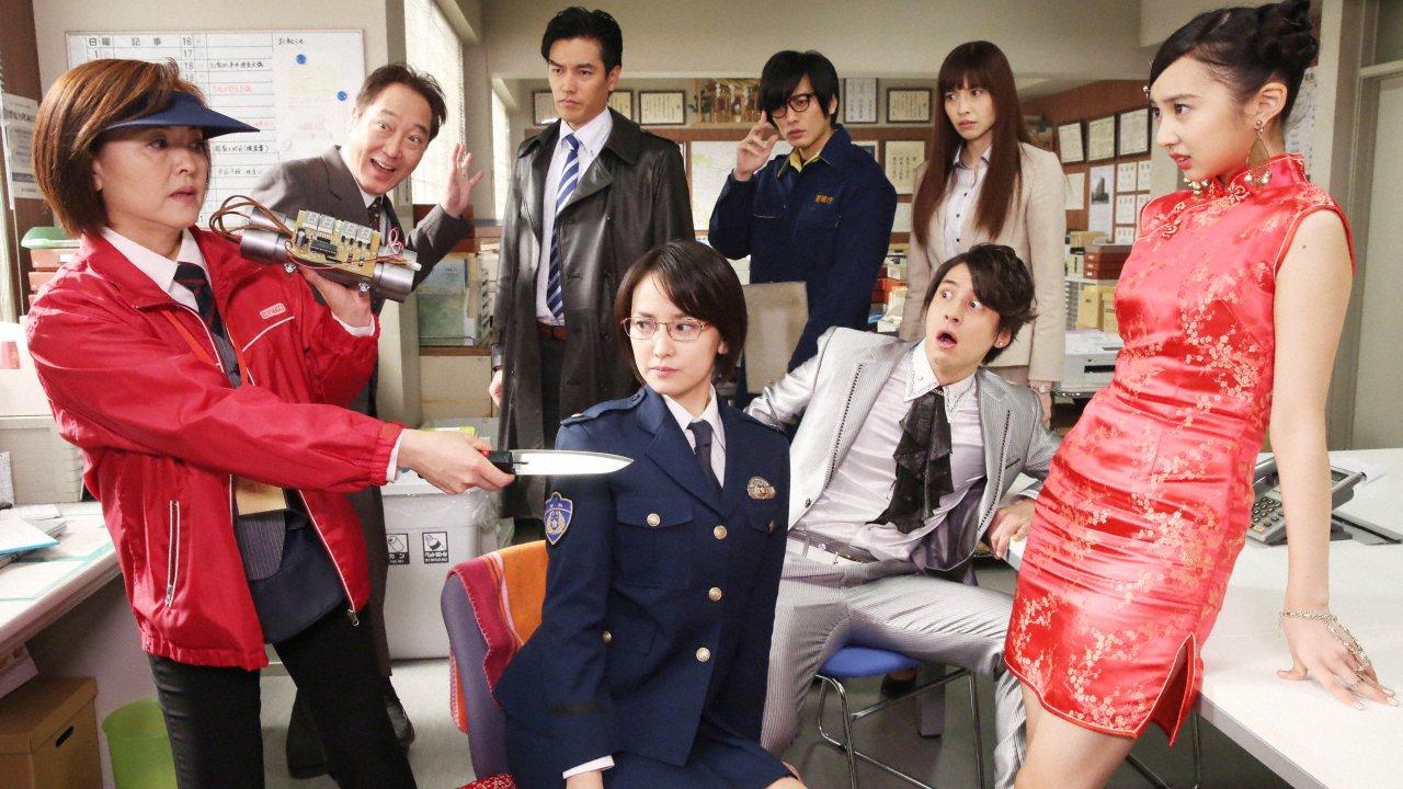 ซีรีส์ญี่ปุ่น ยอดคุณพ่อมือปราบ - Daddy Detective : ตอนที่ 9
