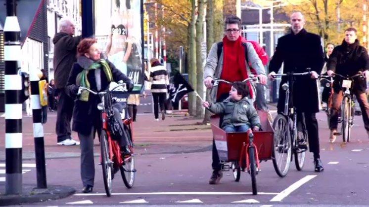 พื้นที่ชีวิต - เนเธอร์แลนด์...แดนจักรยาน