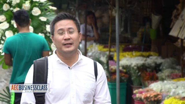 AEC Business Class  รู้ทันเออีซี - ตลาดไม้ดอกไม้ประดับมะนิลา, ฟิลิปปินส์และโอกาสทางการค้า