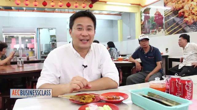 AEC Business Class  รู้ทันเออีซี - มะละกา เมืองท่าแห่งอาหารการกิน, จีนกับการท่องเที่ยวในอาเซียน
