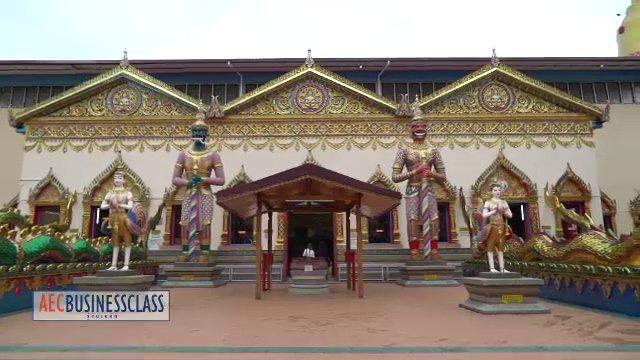 AEC Business Class  รู้ทันเออีซี - พุทธพม่า พุทธไทยในมาเล, รัฐปีนัง มาเลเซีย