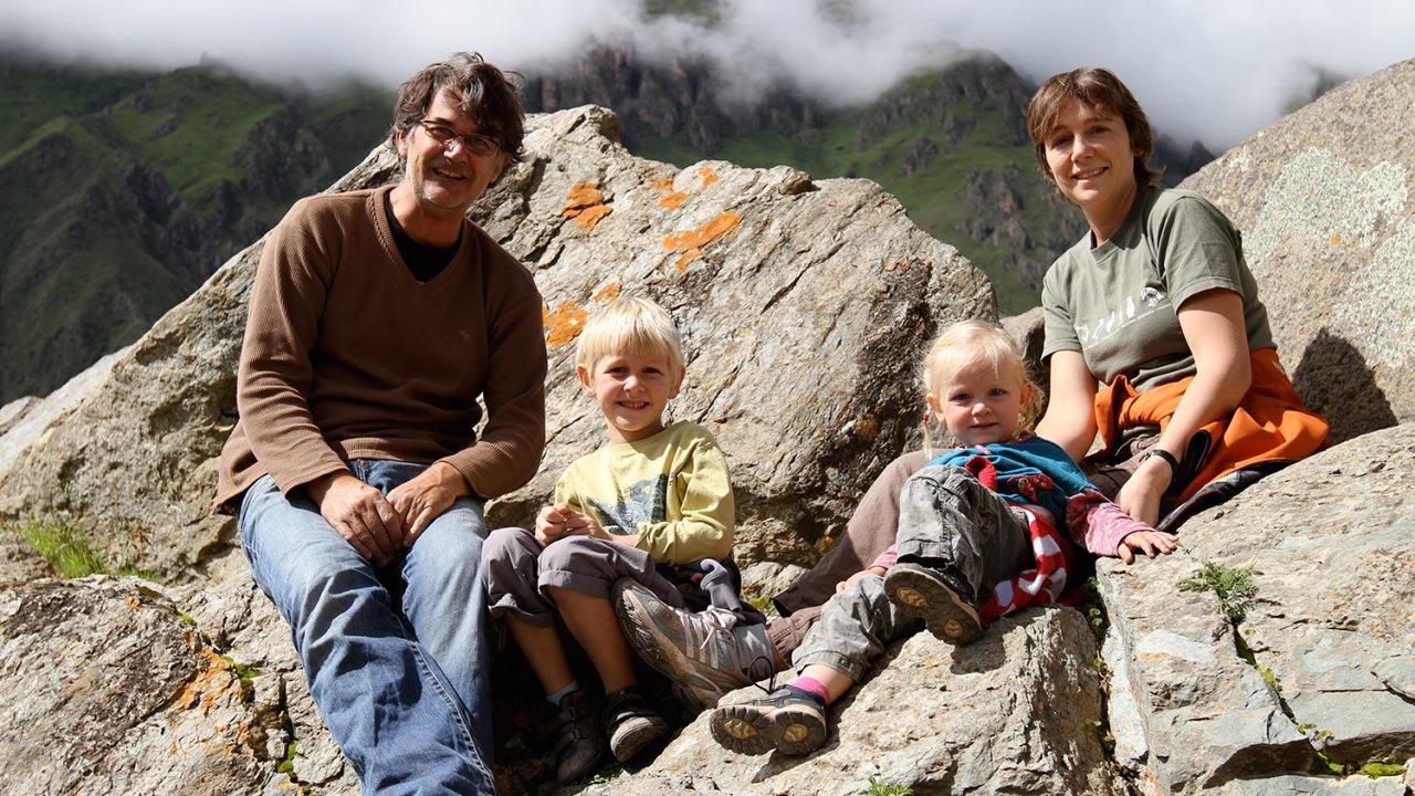 โลกหลากมิติ - ครอบครัวท่องรอบโลก ตอน โคลัมเบีย