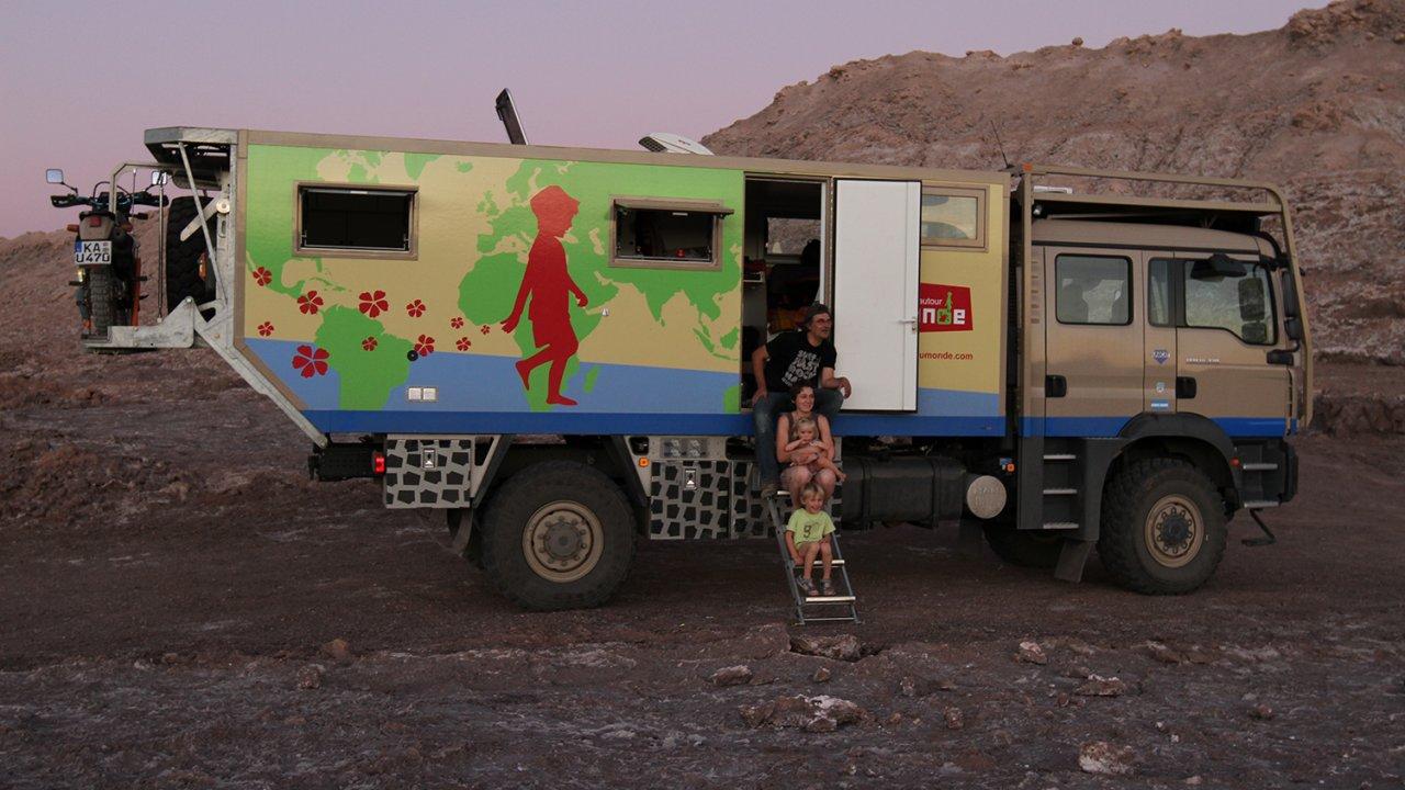 โลกหลากมิติ - ครอบครัวท่องรอบโลก ตอน โบลิเวีย