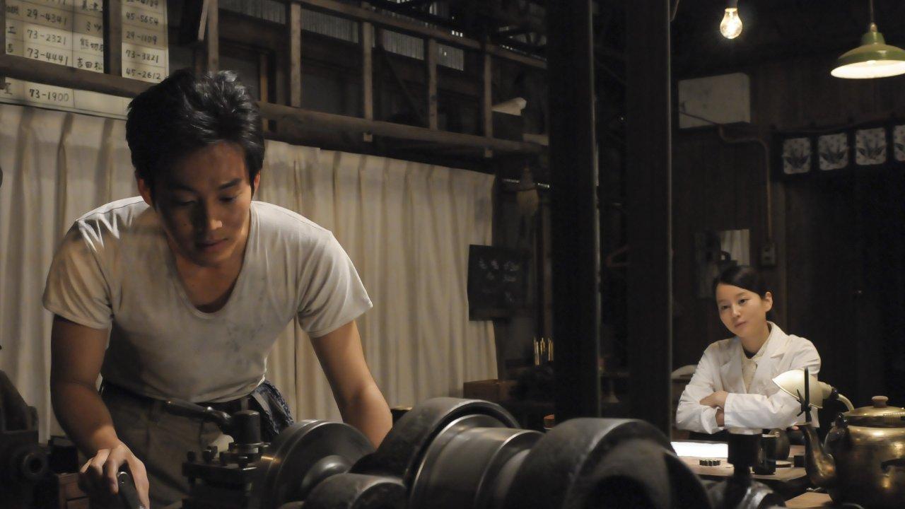 ซีรีส์ญี่ปุ่น คุณหมอหน้าใส...หัวใจนักสู้ - Dr.Ume : ตอนที่ 38