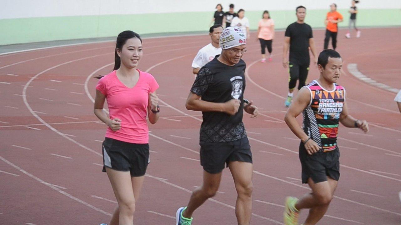 ฟิตไปด้วยกัน - สาวนักวิ่งทีมเต่าเทอร์โบ