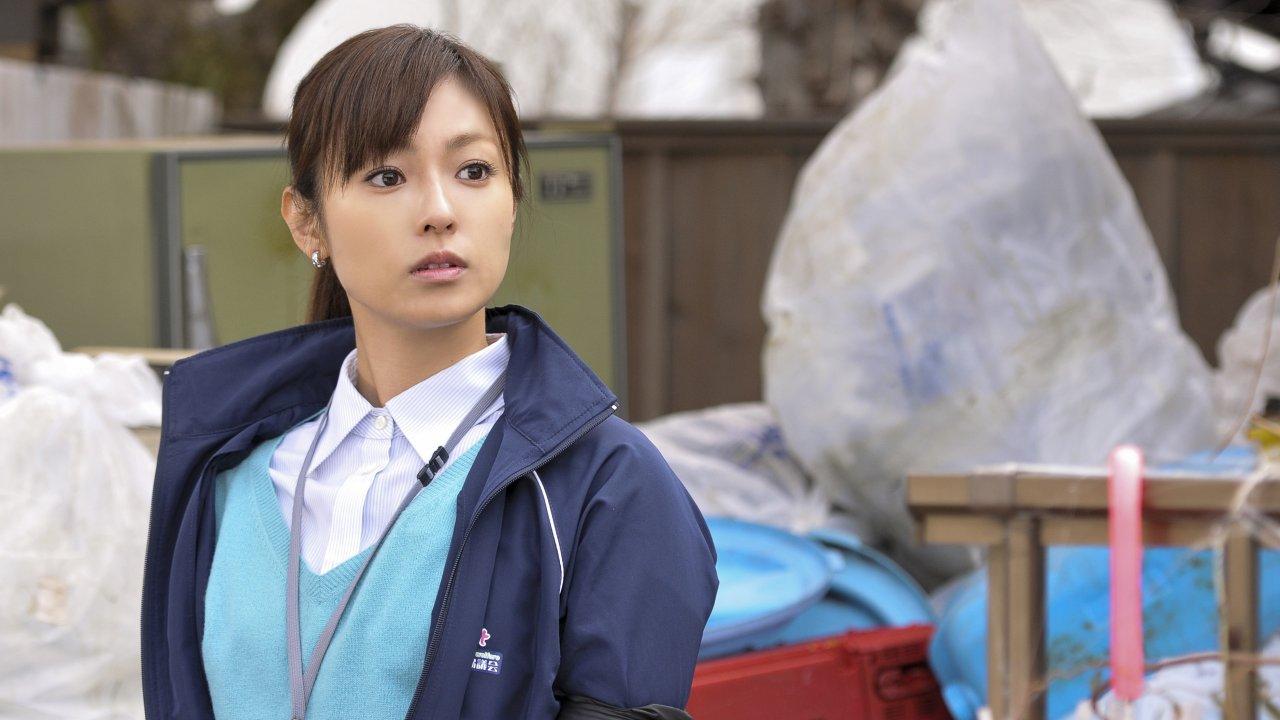 ซีรีส์ญี่ปุ่น พรุ่งนี้ยังมีหวัง - The Silent Poor : ตอนที่ 1  ฉันจะไม่ปล่อยมือนั้นไป