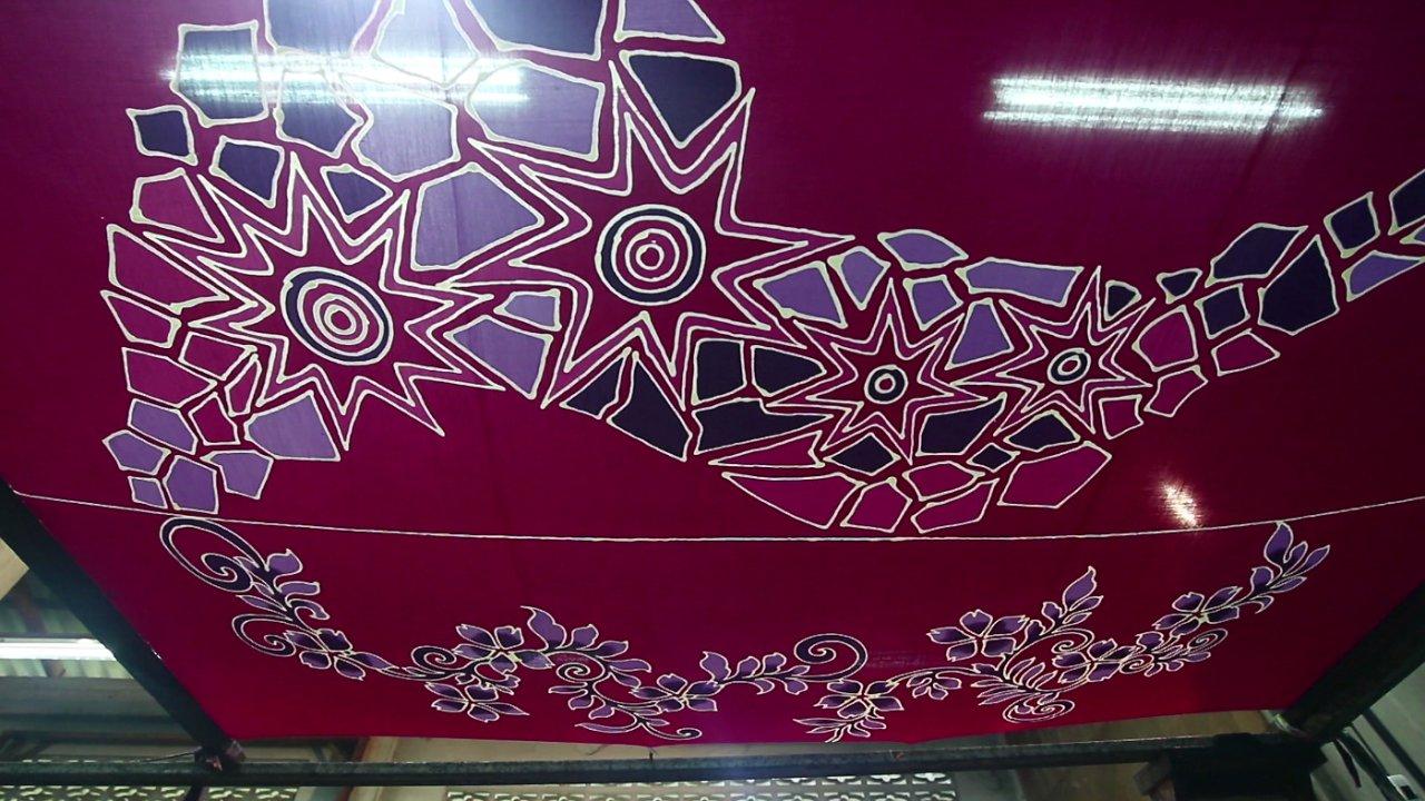 ทีวีชุมชน - ปาเต๊ะยะกัง สีสันบนพื้นผ้า