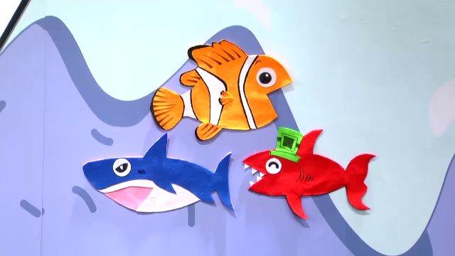 สอนศิลป์ - ฉลามงับๆ
