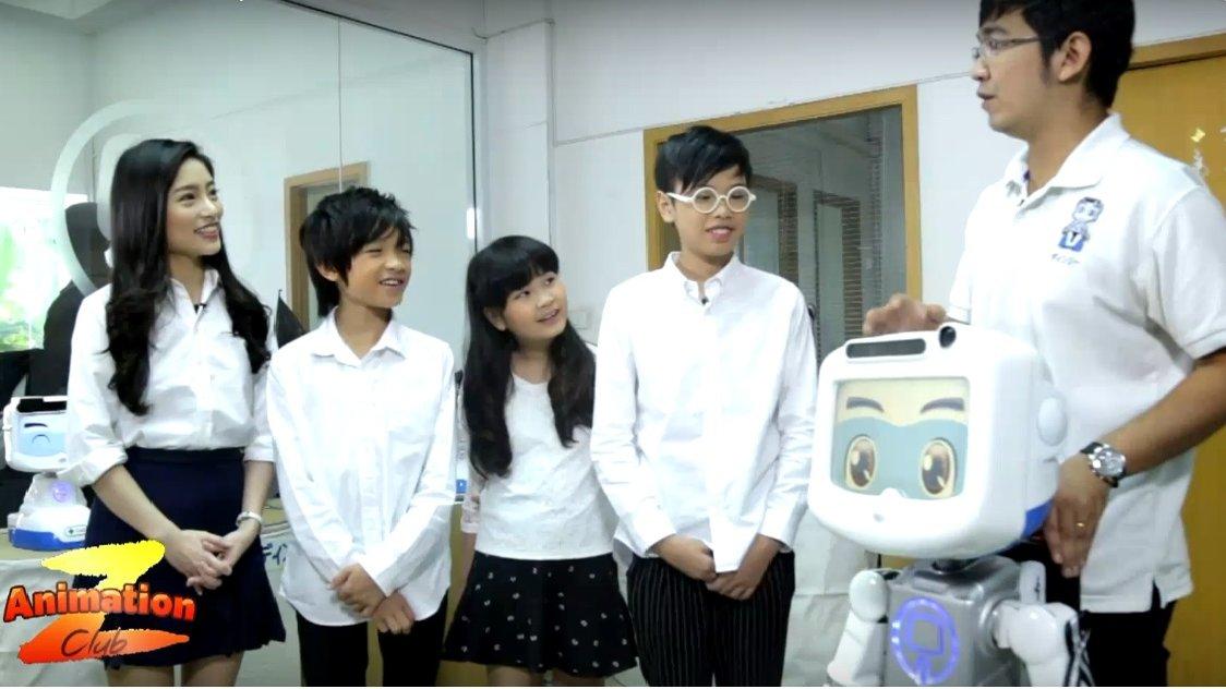 Animation Club Z - วิศวกรหุ่นยนต์