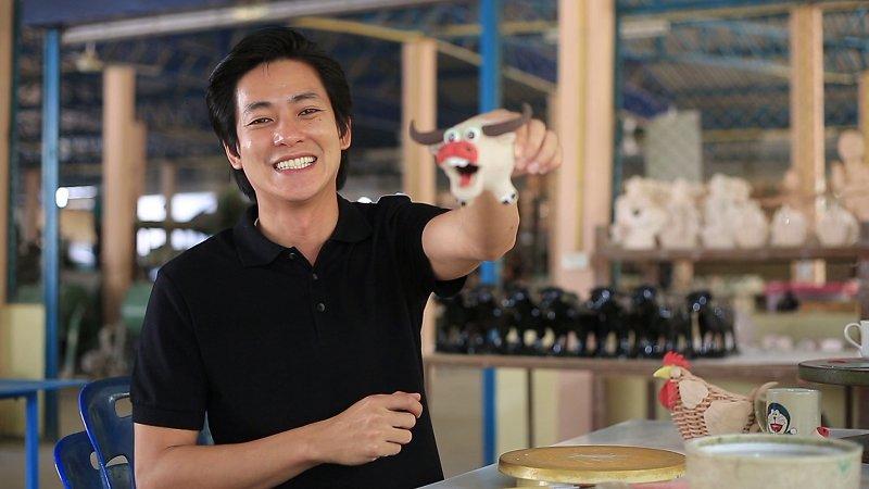 ทั่วถิ่นแดนไทย - สายน้ำสร้างความสุข ศูนย์ส่งเสริมศิลปาชีพบ้านกุดนาขาม จ.สกลนคร