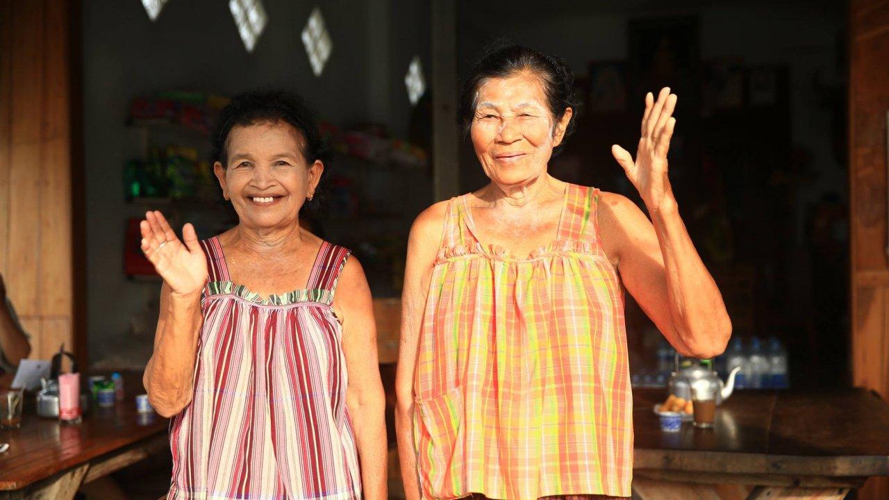 เที่ยวไทยไม่ตกยุค - เที่ยวบ้านฉัน ต้องอยู่แบบฉัน ณ หมู่บ้านหนองขาว จ.กาญจนบุรี