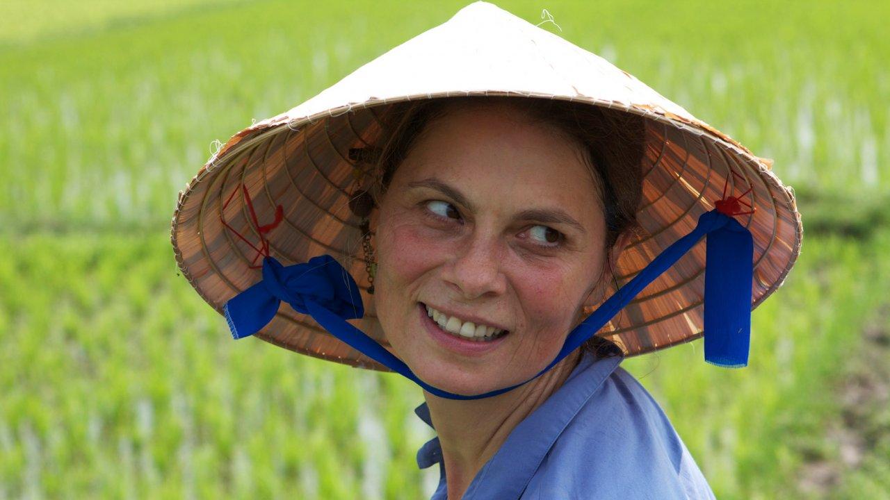 ท่องโลกกว้าง - ซาราห์ตะลุยเอเชีย ตอน ข้าวที่เวียดนาม
