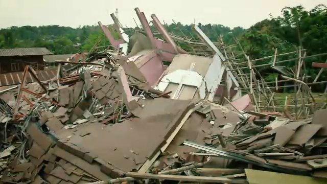 รู้สู้ภัยพิบัติ - ย้อนรอย 3 ปีแผ่นดินไหวเชียงราย