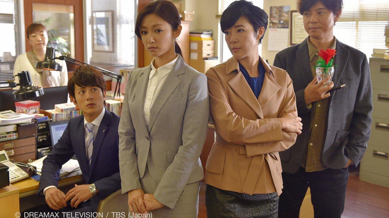 ซีรีส์ญี่ปุ่น ทนายสาวหัวใจแกร่ง - Girls in the Bar : ตอนที่ 1