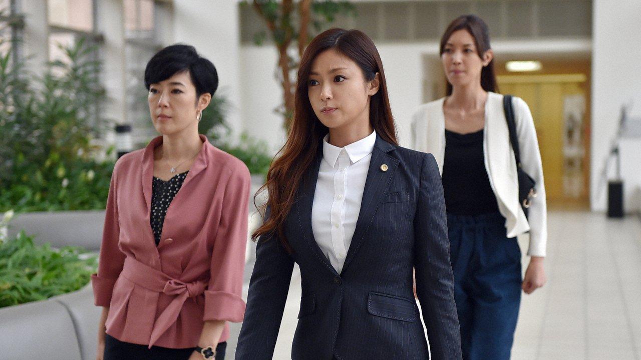 ซีรีส์ญี่ปุ่น ทนายสาวหัวใจแกร่ง - Girls in the Bar : ตอนที่ 2