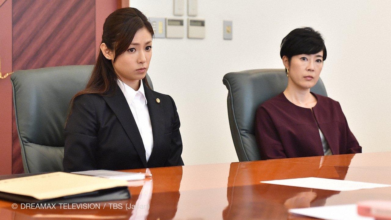 ซีรีส์ญี่ปุ่น ทนายสาวหัวใจแกร่ง - Girls in the Bar : ตอนที่ 3