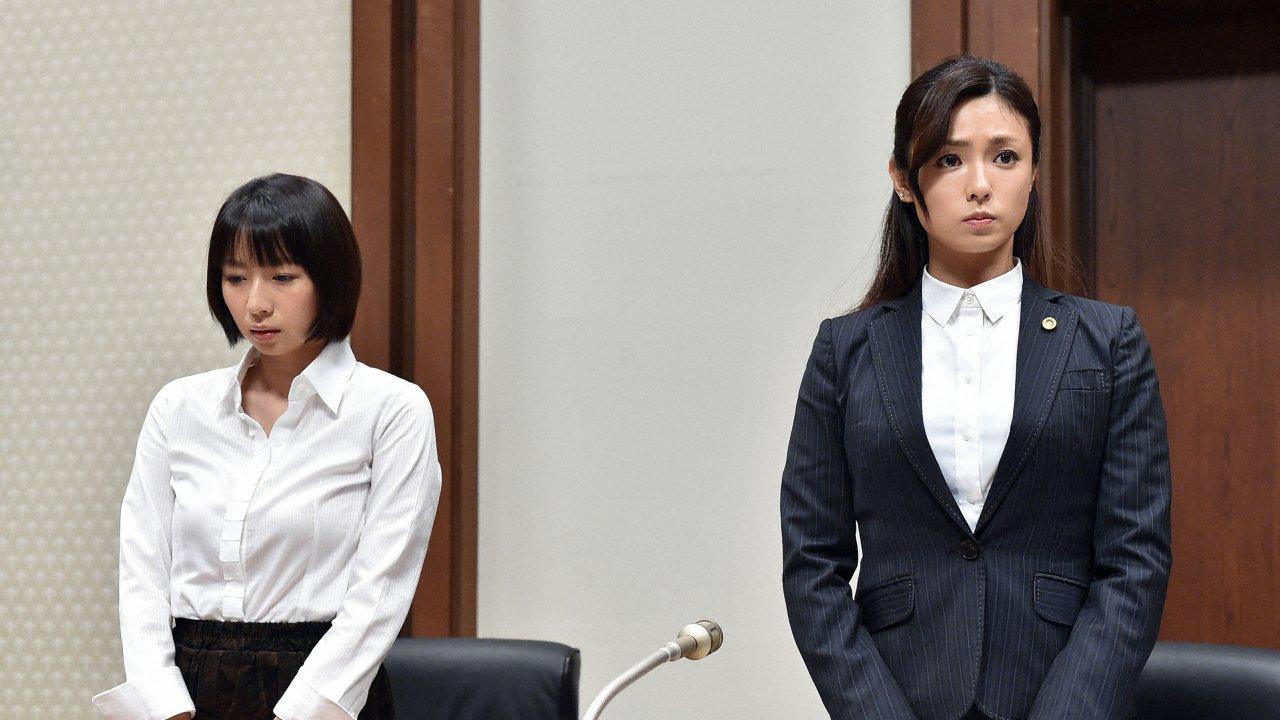 ซีรีส์ญี่ปุ่น ทนายสาวหัวใจแกร่ง - Girls in the Bar : ตอนที่ 4