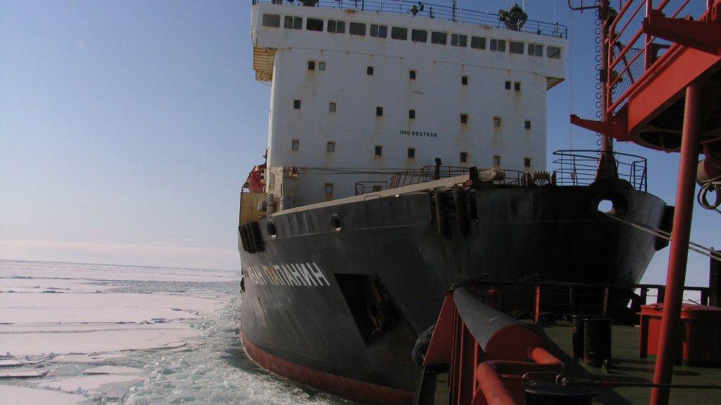 โลกหลากมิติ - โลก 360 องศา ตอน เรือตัดน้ำแข็งพลังนิวเคลียร์