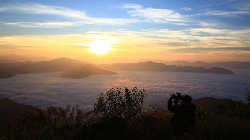 เที่ยวไทยไม่ตกยุค - สานต่อ…แผ่นดิน…ถิ่นผาตั้ง จังหวัดเชียงราย