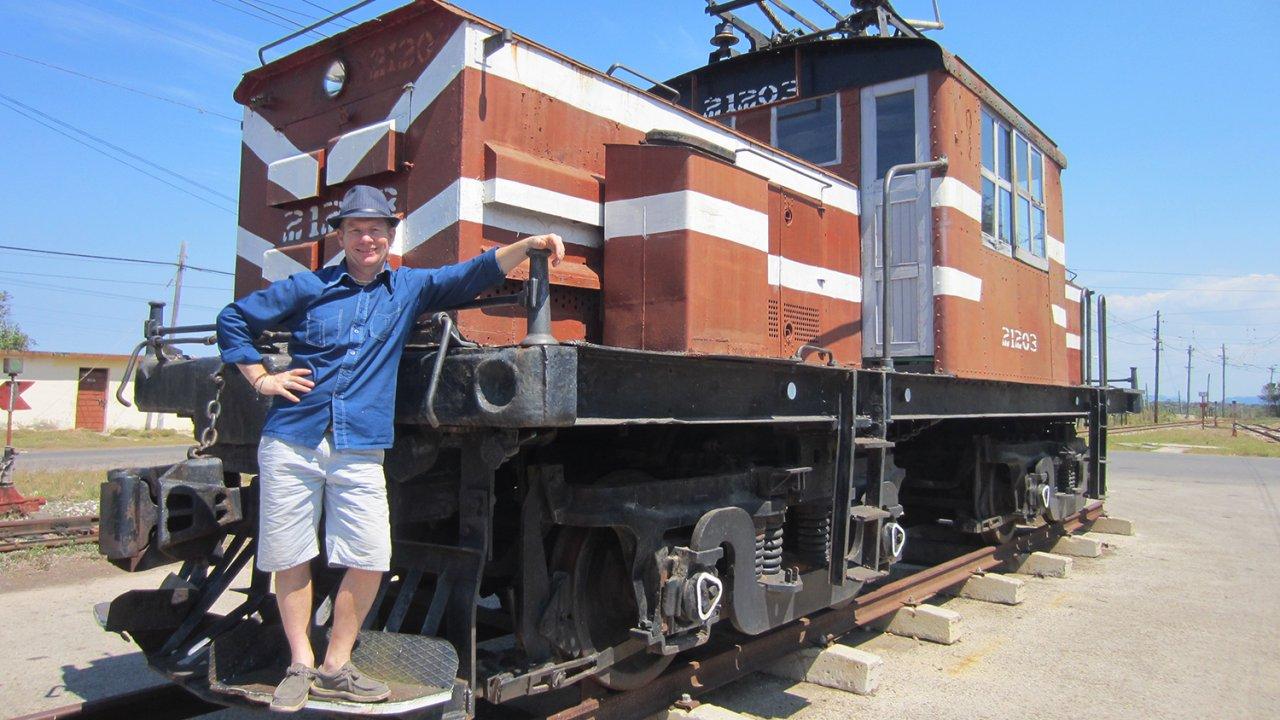 ท่องโลกกว้าง - ผจญภัยกับรถไฟสายอึด ตอน โรงงานน้ำตาลที่คิวบา