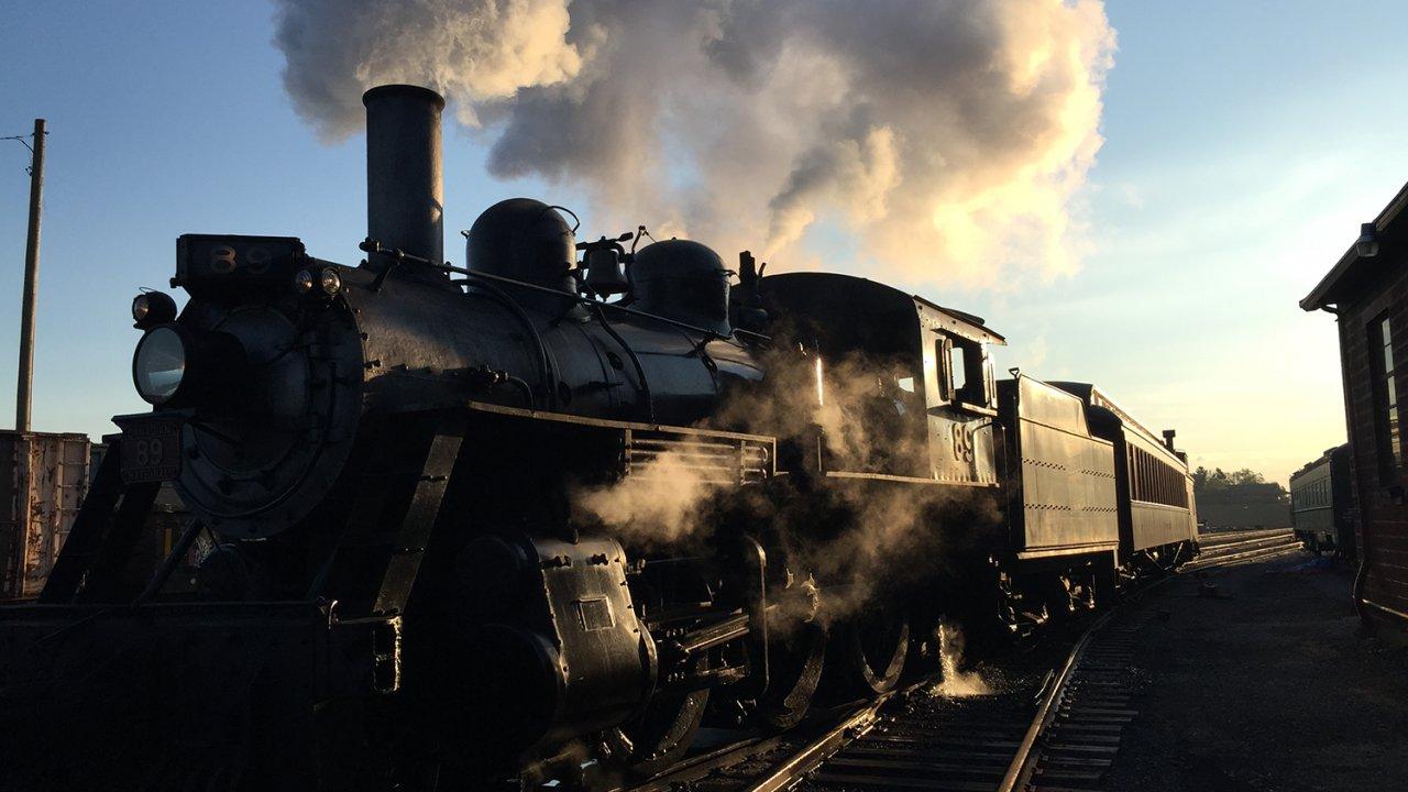 ท่องโลกกว้าง - ผจญภัยกับรถไฟสายอึด ตอน อเมริกาเหนือ