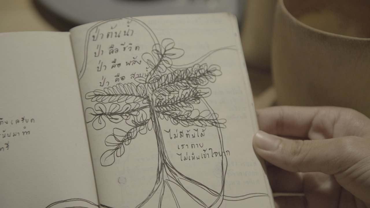 ร่วมฝันเพื่อเมืองไทย - ปณิธานต้นไม้ : ต้นไม้ = เรื่องใหญ่