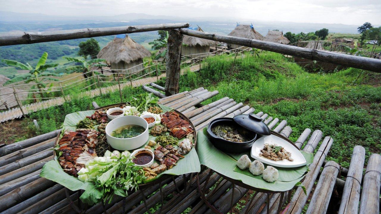 Foodwork - วิถีชีวิตชนเผ่าอาข่า
