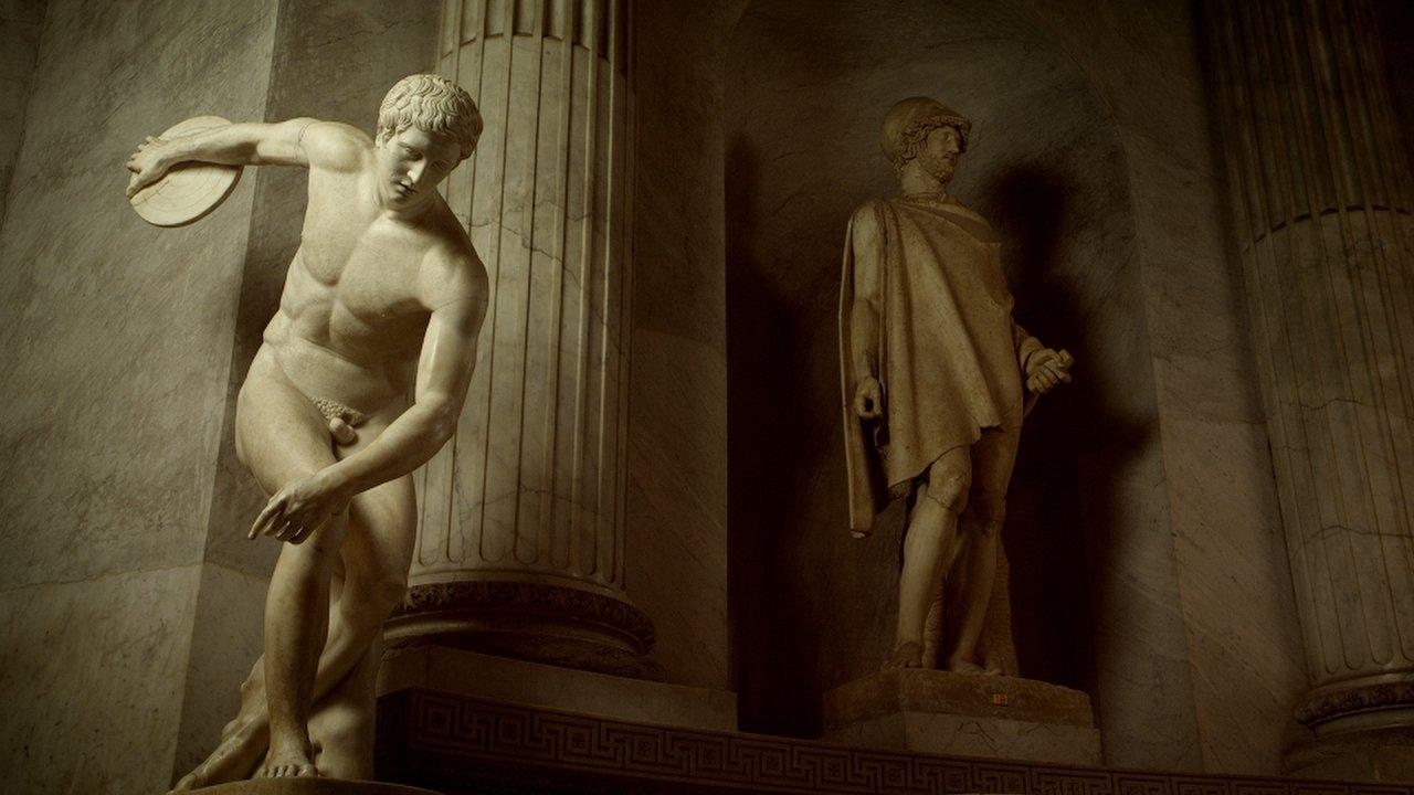 โลกหลากมิติ - พิพิธภัณฑ์วาติกัน ตอน ระหว่างสรวงสวรรค์กับโลกมนุษย์