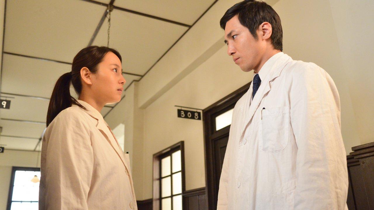 ซีรีส์ญี่ปุ่น คุณหมอหน้าใส...หัวใจนักสู้ - Dr.Ume : ตอนที่ 6