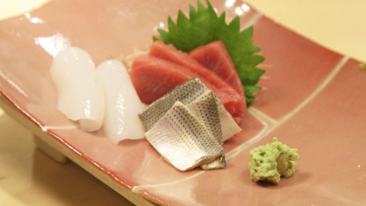 ท่องโลกกว้าง - ตามรอยตลาดสึกิจิ ตอน คัตสึโอะบุชิ และ วาซาบิ