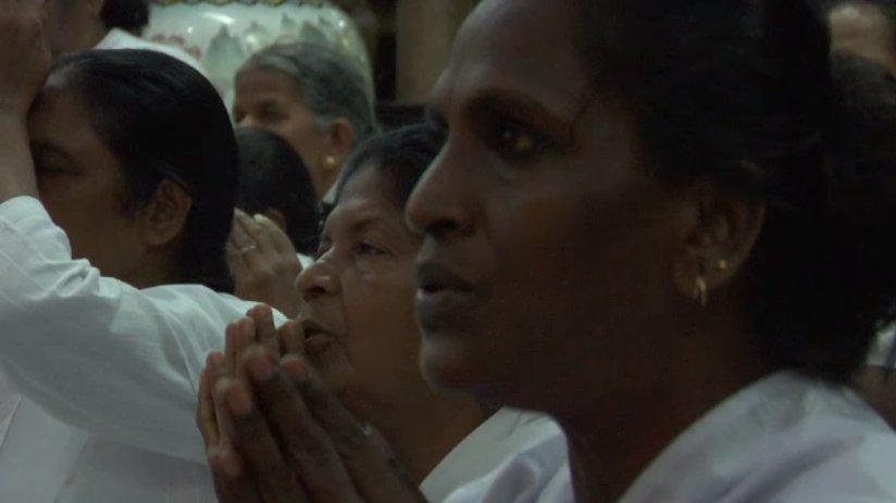 พื้นที่ชีวิต - ศาสนากับสังคมในศรีลังกา
