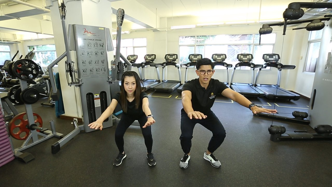 คนสู้โรค - พัฒนากล้ามเนื้อให้แข็งแรงก่อนวิ่ง, ตัดเล็บ เปลี่ยนรองเท้า ป้องกันเล็บขบ