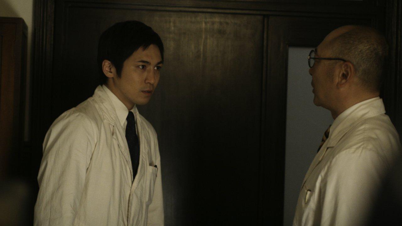ซีรีส์ญี่ปุ่น คุณหมอหน้าใส...หัวใจนักสู้ - Dr.Ume : ตอนที่ 11