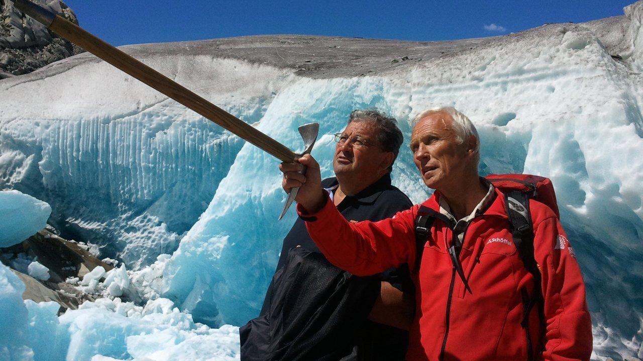 โลกหลากมิติ - โลก 360 องศา ตอน การเคลื่อนตัวของภูเขาในสวิส