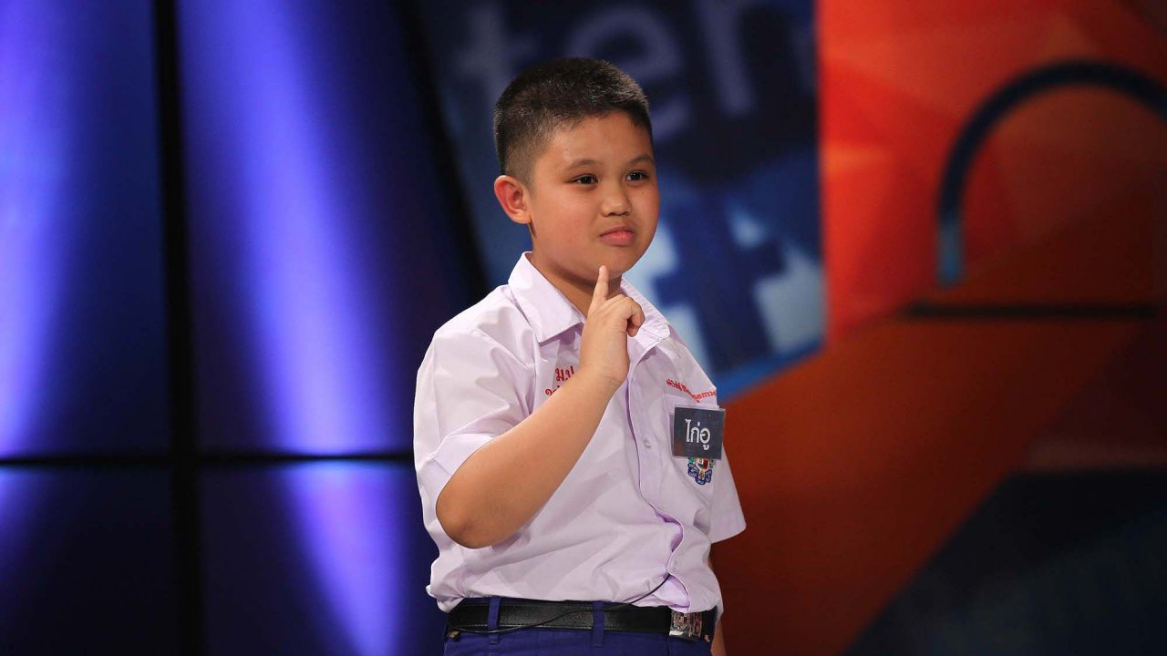 Season 3 การแข่งขันรอบ Spelling Final 2