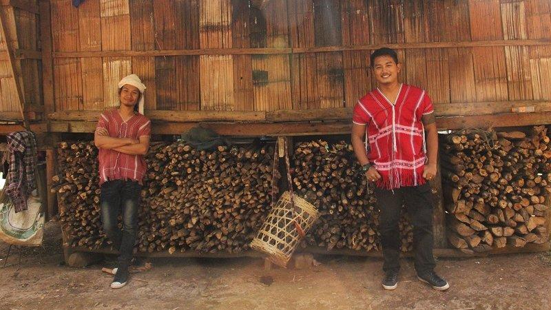 ทั่วถิ่นแดนไทย - ธรรมชาติแห่งชาติพันธุ์ บ้านป่าแป๋   จ.ลำพูน