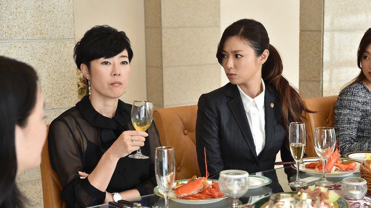 ซีรีส์ญี่ปุ่น ทนายสาวหัวใจแกร่ง - Girls in the Bar : ตอนที่ 7