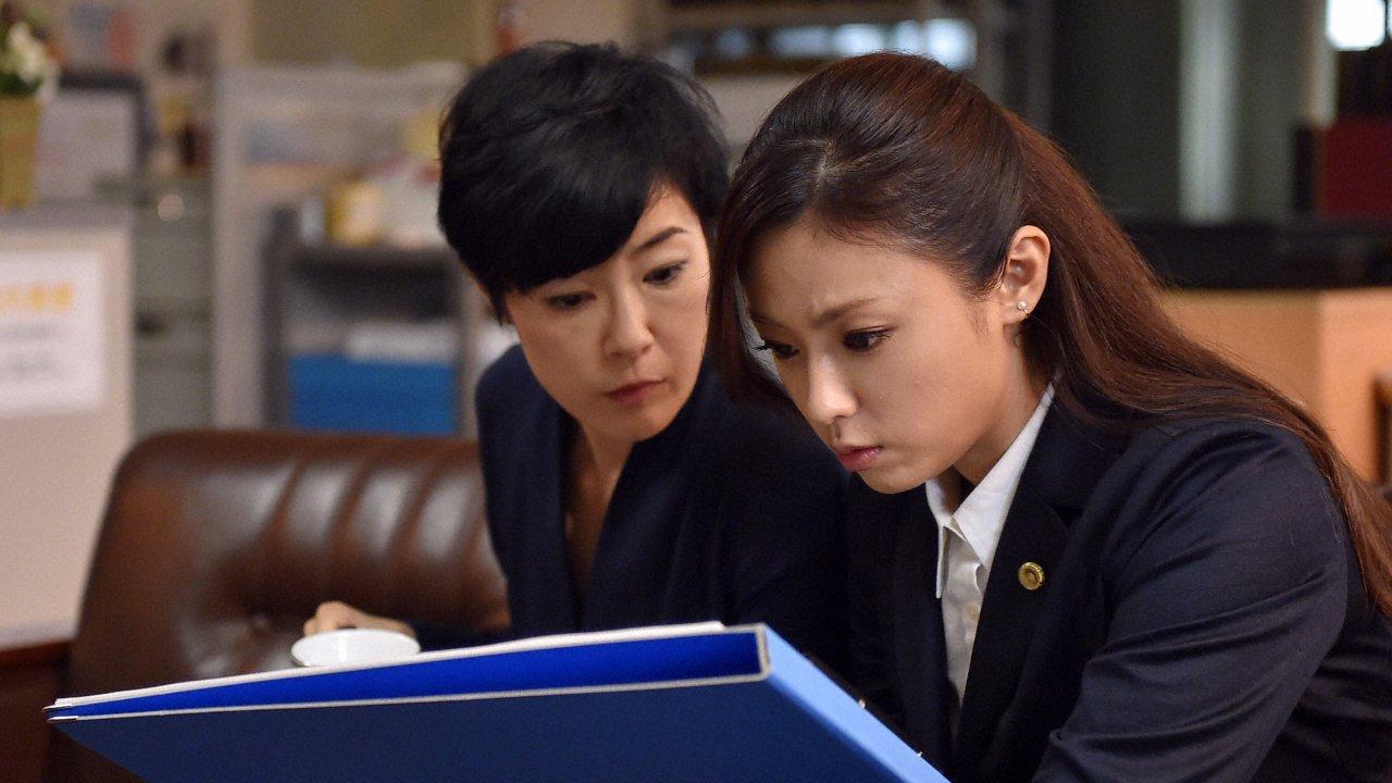 ซีรีส์ญี่ปุ่น ทนายสาวหัวใจแกร่ง - Girls in the Bar : ตอนที่ 6