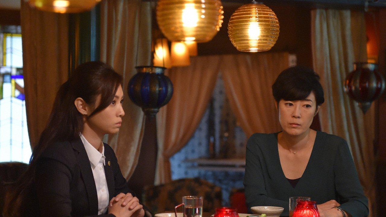 ซีรีส์ญี่ปุ่น ทนายสาวหัวใจแกร่ง - Girls in the Bar : ตอนที่ 8