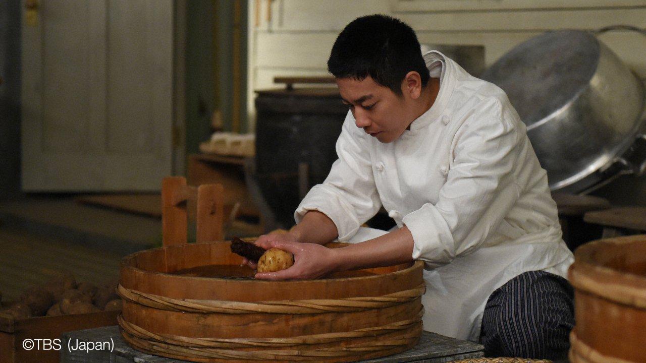 ซีรีส์ญี่ปุ่น สุดยอดเชฟวังหลวง - The Emperor's Cook : ตอนที่ 3