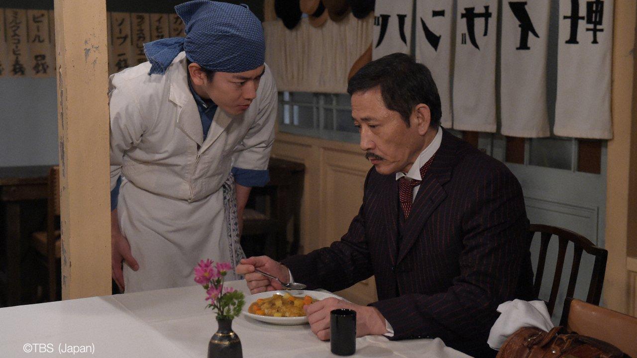 ซีรีส์ญี่ปุ่น สุดยอดเชฟวังหลวง - The Emperor's Cook : ตอนที่ 7