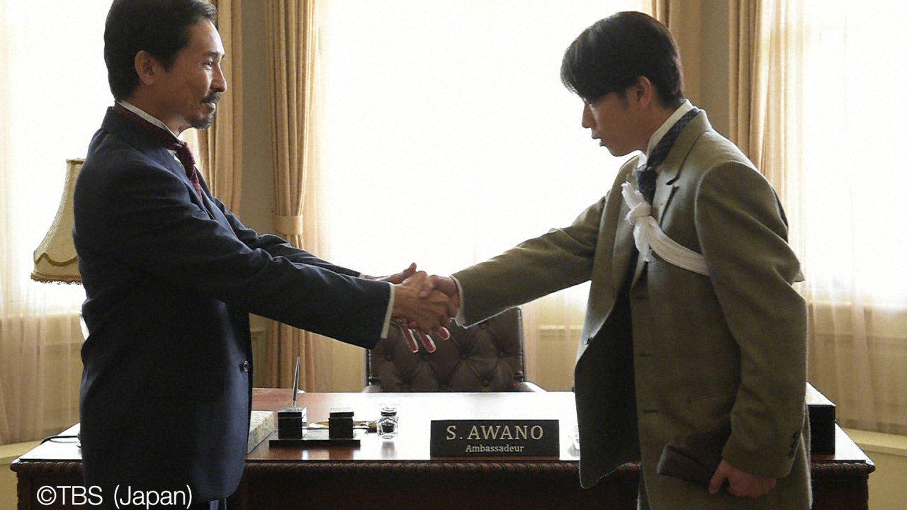 ซีรีส์ญี่ปุ่น สุดยอดเชฟวังหลวง - The Emperor's Cook : ตอนที่ 8