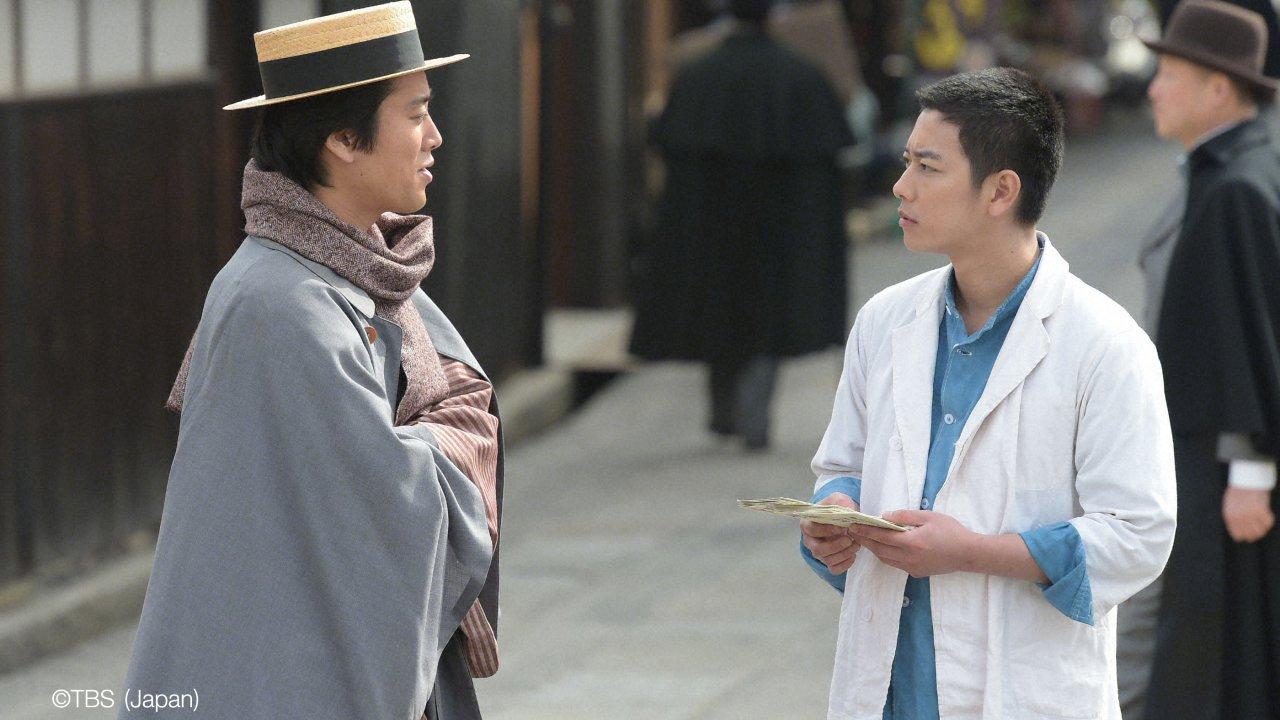 ซีรีส์ญี่ปุ่น สุดยอดเชฟวังหลวง - The Emperor's Cook : ตอนที่ 6