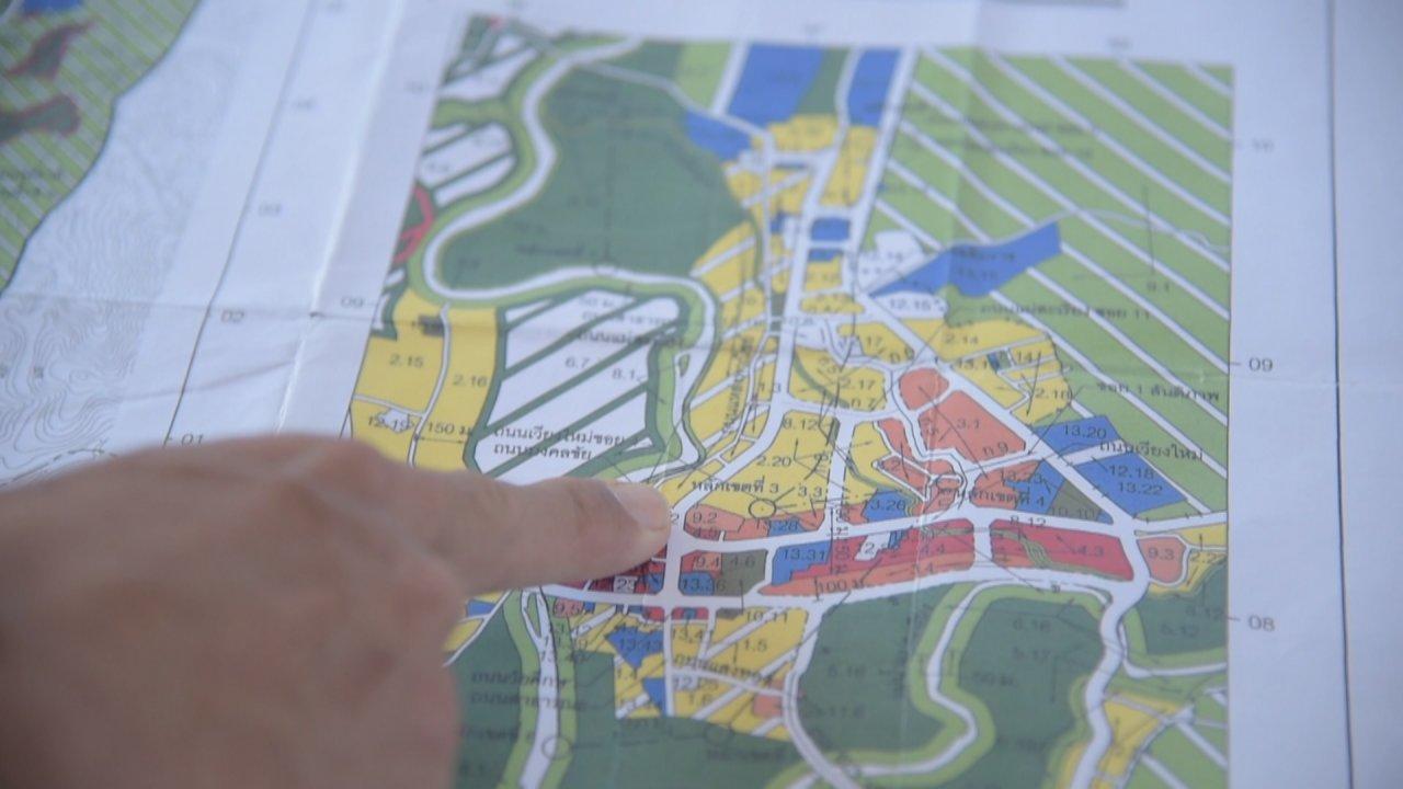 ภูมิภาค 3.0 - การปรับเปลี่ยนผังเมืองแม่สะเรียง, นางฟ้าชุมชน, คำชะโนด