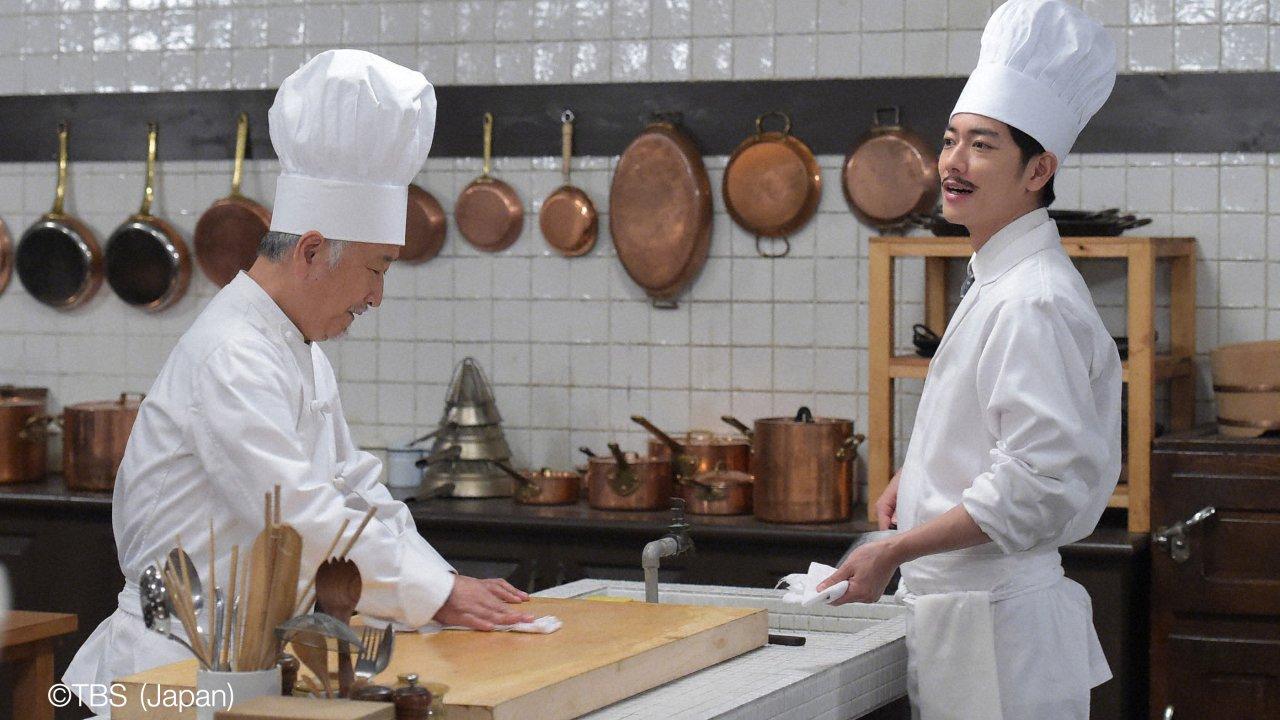ซีรีส์ญี่ปุ่น สุดยอดเชฟวังหลวง - The Emperor's Cook : ตอนที่ 12