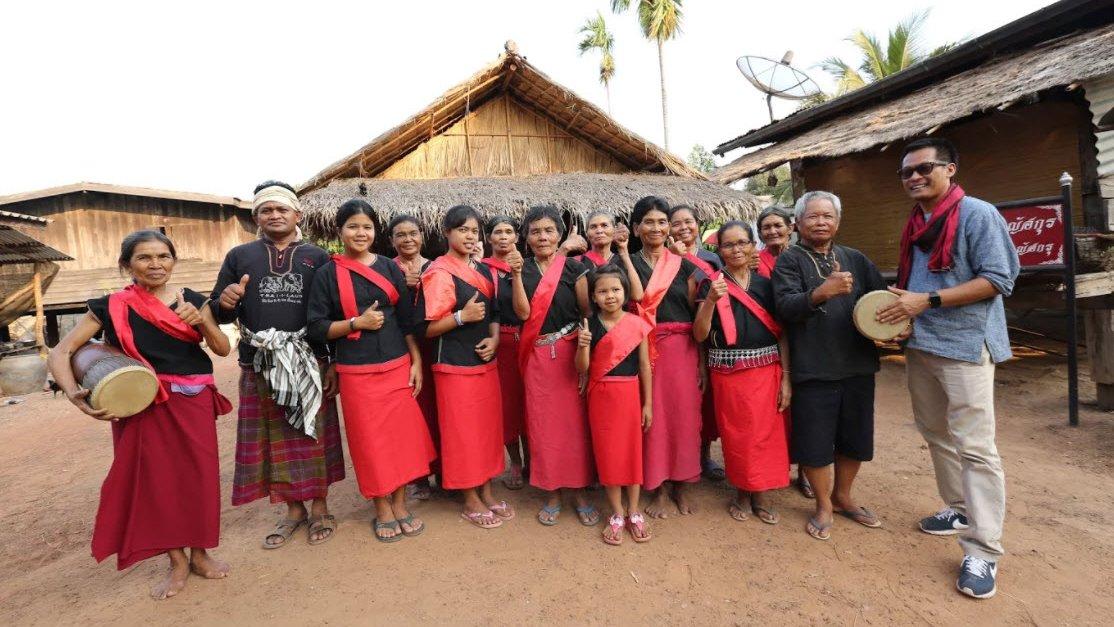 เที่ยวไทยไม่ตกยุค - เรียนรู้วิถี คนบนดง ที่หมู่บ้านญัฮกุร จ.ชัยภูมิ